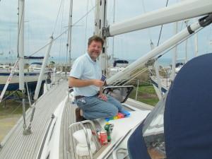 Væk med redningsflåden og nu god plads til nye solpaneler