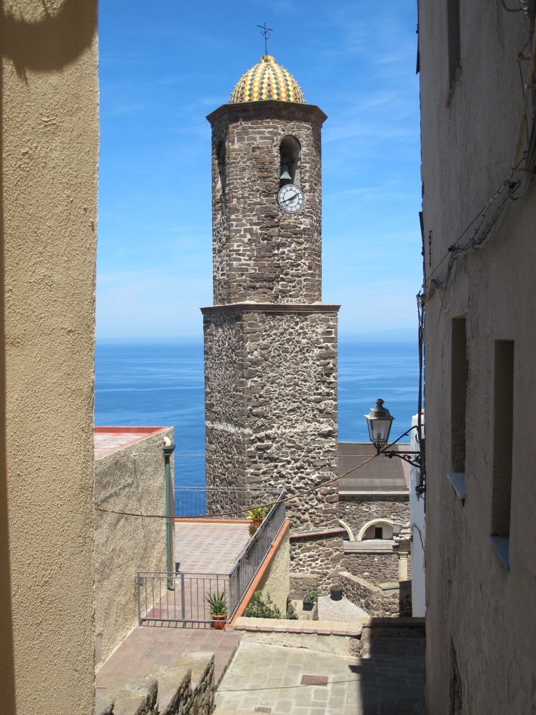 Byens berømte klokketårn
